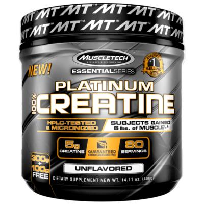 Muscletech Platinum Essential Series
