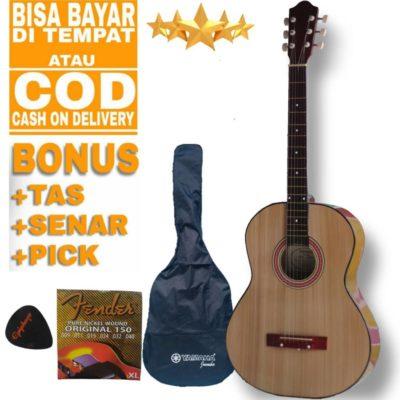Maya Store Bonus Tas, Senar dan Pick