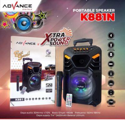 Advance K881N