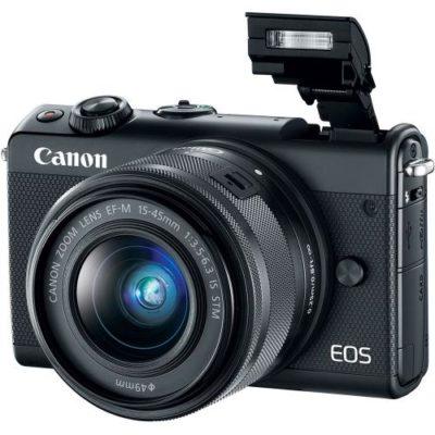 Canon EOS M100 15-45mm