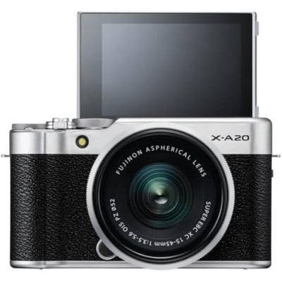 Fujifilm X-A20 15-45 MM