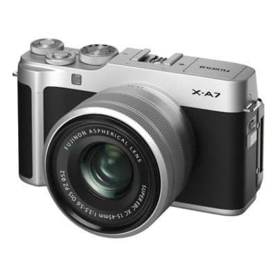 Fujifilm X-A7 15-45mm