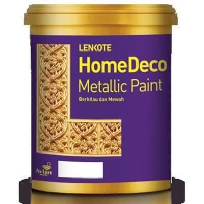 Homedeco Metallic Paint