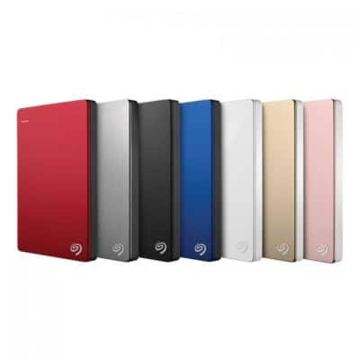 Seagate Backup Plus Slim Portable 2 TB