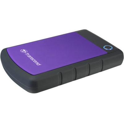 Transcend External HDD StoreJet 25H3 2 TB