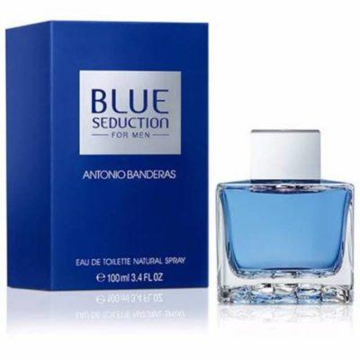 Blue Seduction Antonio Banderas For Men