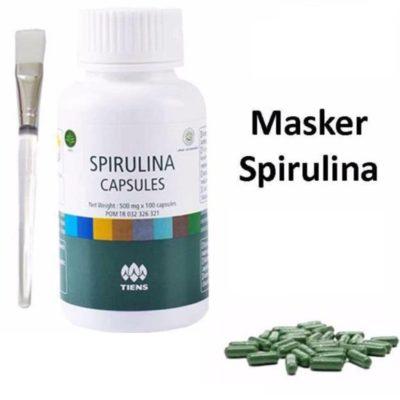 Spirulina Herbal Tiens