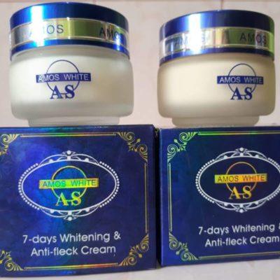 Amos White Day & Night Cream