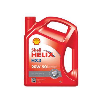 Shell Helix HX3 20W-50