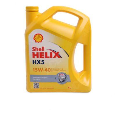 Shell Helix HX5 15W-40